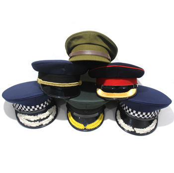 MILITARY PEAK CAPS SUPPLIER