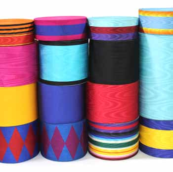 MOIRE RIBBONS SUPPLIERS