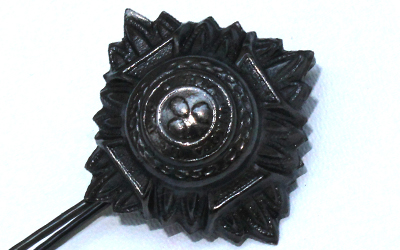 Australian Army Metal pipe Badge