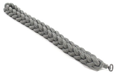 Military Shoulder Cord Grey