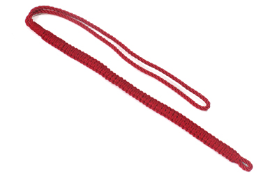 British Army Braided Lanyard Red