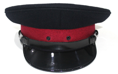 Police Peak Caps Supplier and Manufacturer