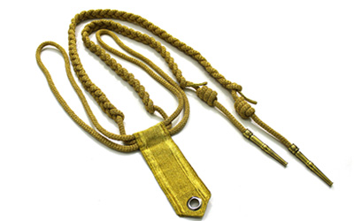 Bullion Aiguillette Wholesale, Aiguillette Suppliers