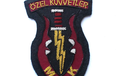 Blazer Bullion Badge Supplier