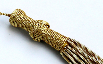 Decorative Bullion Tassel