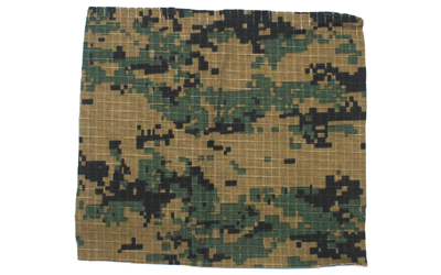 Coated Camouflage Fabric