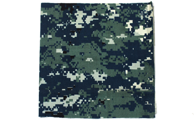 Camouflage Printed Oxford Fabric