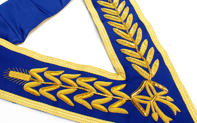 Craft Regalia Hand Embroidered Collar