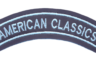 Woven Cloth Embroidered Labels Badges