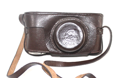 WW2 German Leica leather case