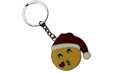 Fashion Metal Key Chain Face Supplier
