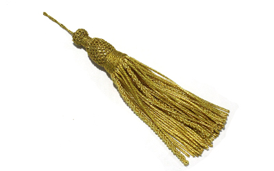 French Bullion Metallic Tassels