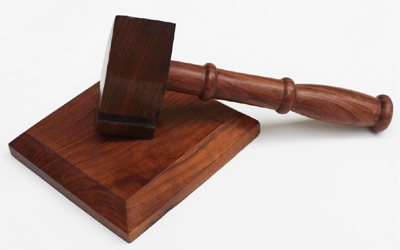 Masonic Gavel Sound Block