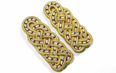 German WW1 Prussian General's Shoulder Boards