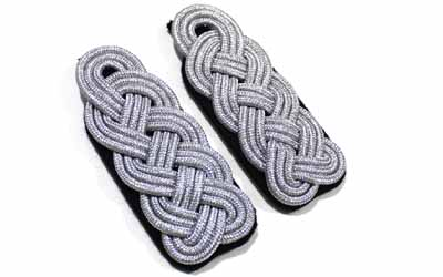 German Army Engineer Major Shoulder Board