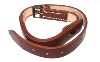 German WWII Tornister Strap leather