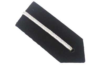 Gorget Collar Patch