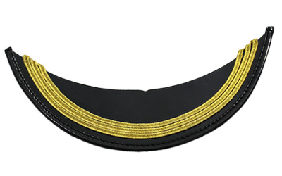 Forage Cap Peak Supplier, Officer's Forage Peak Supplier Manufacturer