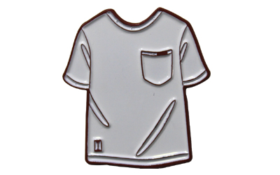 Shirt Metal Enamel Lapel Pin Supplier