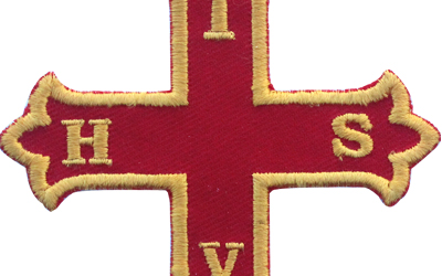 Masonic Constantine embroidery Patch