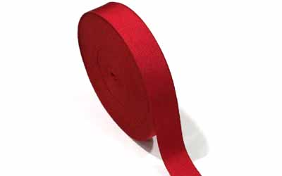 Masonic Regalia Medal Ribbon Red