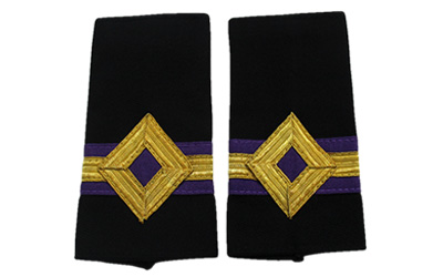 Merchant Navy Fourth Engineer Epaulettes
