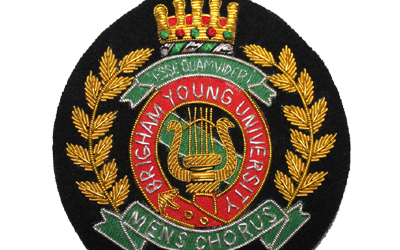 Military Police Bullion Badge