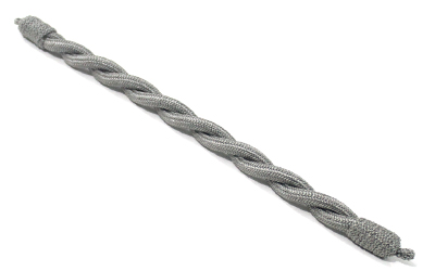 Military Officer Cap Cord Gray
