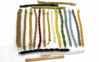 Military Uniform Cap Cords, Military Uniform Cap Cords Supplier