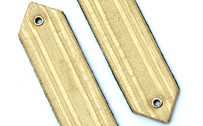 Navy Admiral Hard Shoulder Boards
