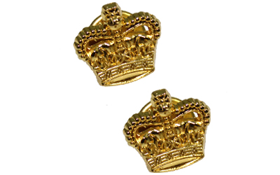 British Army Brass Crown, British Army WO2 Brass Crown Supplier