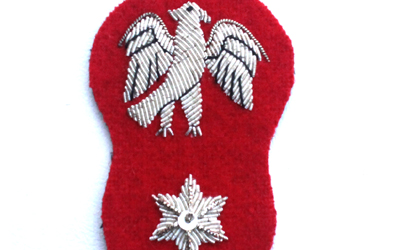 Bullion Military Cap Badge Supplier