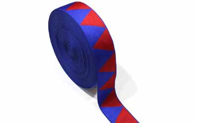 Royal Arch Ribbon Red And Blue