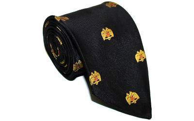 Masonic Scottish Rite Of Freemasonry Tie