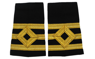 Merchant Navy Chief Officer Epaulette