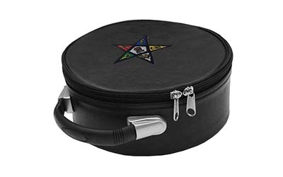 Masonic Masonic OES Cap Hat Crown Case