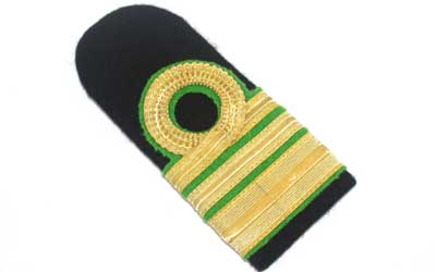 Navy Vice Admiral Epaulettes
