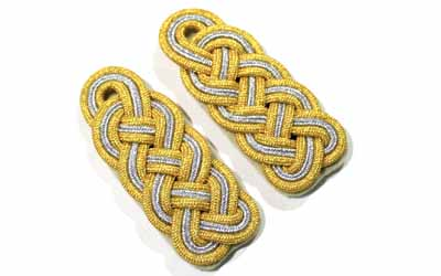 SS General Officer Shoulder Boards