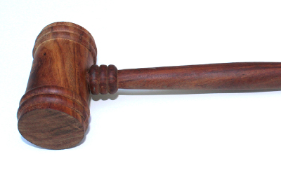 Masonic Wooden Gavel