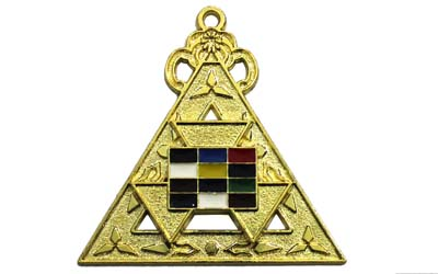 Masonic Royal Arch Past High Priest Jewel